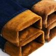 瑞托崔普 男士冬季加绒款牛仔裤 + 男子运动衫74元包邮(券后)