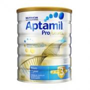 Aptamil 爱他美 白金版 婴幼儿奶粉 3段 900g *6件 1050.84元含税包邮(6件9折,合175.14元/件)