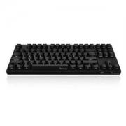 AKKO Ducky 3087 PBT 侧刻 机械键盘 87键 黑色 红轴