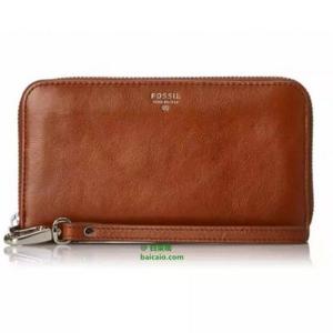Fossil 化石 SYDNEY系列 女士拉链手拿包长款钱包*2个 ¥448包邮