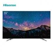 海信(Hisense)  LED55EC750US 55英寸4K HDR 液晶电视¥2798