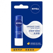 NIVEA 妮维雅 天然型无色润唇膏 25元(可199-100)