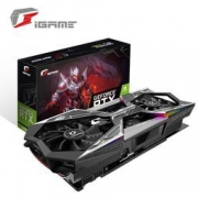 COLORFUL 七彩虹 iGame GeForce RTX 2060 Vulcan X OC 游戏显卡 3499元包邮3499元包邮