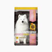 nutram 纽顿 S6 宠物狗粮 低敏系列 中大型成犬粮 11.4  490元包邮490元包邮