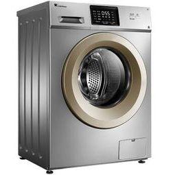 12日0点:LittleSwan 小天鹅 TG90-14610WDXS 9公斤 变频滚筒洗衣机  1999元包邮