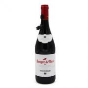 TORRES 桃乐丝 公牛血 干红葡萄酒 750ml *4件 268.8元包邮(双重优惠,合67.2元/件)