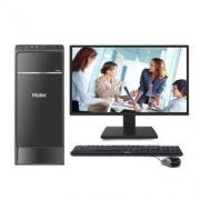 Haier 海尔 极光D2S 台式电脑整机(Inte J4105、4GB、1TB、19.5英寸显示器) 2099元包邮