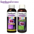 Sambucol 黑接骨木 止咳+抗感冒儿童糖浆 120ml*2¥158