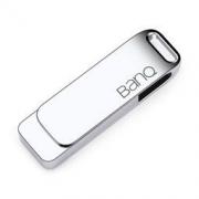 22点:BanQ F61 128GB USB3.0U盘 69.9元69.9元