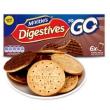 Mcvitie's 麦维他 全麦粗粮酥性巧克力味消化饼干 199.8g*5件 59.5元(满减,合11.9元/件)59.5元(满减,合11.9元/件)