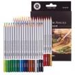 deli 得力 6519 水溶性彩色铅笔 36色 *3件 +凑单品43元(合14.33元/件)