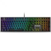 Dareu 达尔优 机械师2代 背光机械键盘 RGB 青轴 黑色 249元包邮(需用券)