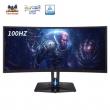 ViewSonic 优派 XG350R-C 35英寸曲面显示器(100Hz、FreeSync、HDR10、100%sRGB)¥5699