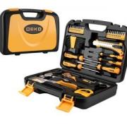 DEKO 多功能实用家用工具箱套装 80件套