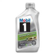 Mobil 美孚 1号 0W-20 全合成机油 SN 1Qt  42元包邮