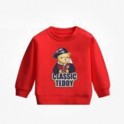 CLASSIC TEDDY 精典泰迪 儿童圆领套头卫衣 *2件53元包邮(合26.5元/件)