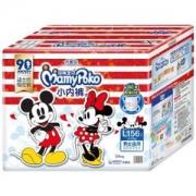 MamyPoko 妈咪宝贝 小内裤系列 婴儿纸尿裤 L 156片 迪士尼限定装 *2件338元包邮(需用券,合169元/件)