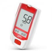 LEPU 乐普 TD-4251 佳易型 血糖测试仪 配采血笔+试纸50片+采血针50支