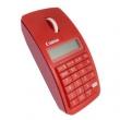 Canon 佳能 XMarkIM 数字键盘计算器三合一无线蓝牙鼠标 红色69元包邮