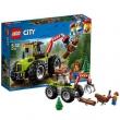 LEGO 乐高 CITY 城市系列 60181 林业工程车128元包邮包税