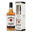 JIM BEAM 金宾 波本威士忌 750ml79元,可双重优惠至50.5元
