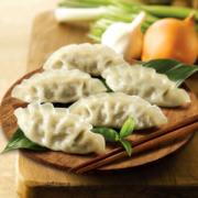bibigo 必品阁 鲜黄瓜猪肉水饺 640g(70只装) *5件