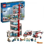 LEGO 乐高 City 城市系列 60204 城市医院 £54.99+1.99