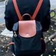 Longchamp 珑骧 可折叠双肩包*2件 ¥856.8包邮包税428.4/件包邮包税(双重优惠)