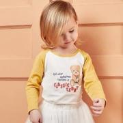CLASSIC TEDDY精典泰迪 儿童长袖T恤 *2件39.84元包邮(合19.92元/件)