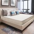 Sleemon 喜临门 流年 3D椰棕护脊精钢弹簧床垫 1.5M¥1399