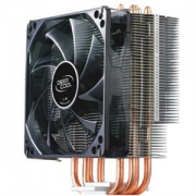 DEEPCOOL 九州风神 玄冰400 多平台CPU散热器  99包邮新蛋特价99包邮,同款其他主流商城均175元