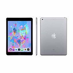 Apple 苹果 iPad 9.7英寸平板电脑 2018款(128G WLAN版 深空灰色) 329.99美元约¥2239