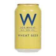 HARBOE 哈尔博 字母小麦啤酒 330ml*24听 *2件