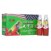 DAHENG 大亨 山楂果汁果肉饮料  235ml*12瓶 *3件