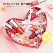 Skin Food 思亲肤 爱恋鲜果美唇液 多色号29元包邮(需领券)