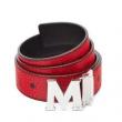 MCM MXB6AVI03RU001 中性款印花腰带959元包邮