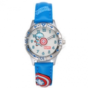 disney 迪士尼 81065L 儿童手表 漫威美国队长 蓝色 115元包邮