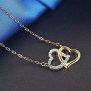 Swarovski 施华洛世奇 MATCH 双心项链1062708