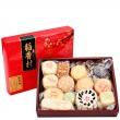 稻香村 13种口味糕点礼盒 1500g69元包邮(需领券)
