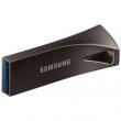 SAMSUNG 三星 Bar Plus USB3.1 U盘 64GB 深空灰85.8元