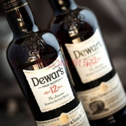 Dewar's 帝王 12年苏格兰调配威士忌 700ml*4瓶 268.8元包邮