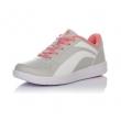 仅华南:李宁 女子经典休闲板鞋 ALCG318-162元包邮(断码款),其他渠道90+
