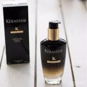 KERASTASE 卡诗 黑钻凝时香氛修护精油 120ml €37.05(下单立减)