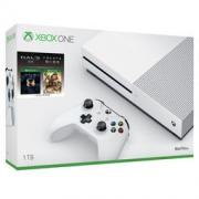 Microsoft 微软 Xbox One S 1TB 动作套装 核心重铸 + 光环:士官长合集 1999元包邮1999元包邮