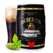 HUBERTUS 狩猎神 黑啤酒 5L 单桶