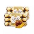 0点开始,Ferrero Rocher费列罗 榛果威化巧克力30粒盒装*2盒*2件230元包邮包税(1.9/粒)