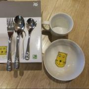 WMF 福腾宝 小狮子 儿童餐具5件套装 1200000010