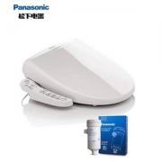 Panasonic 松下 洁乐洁身器 DL-1110RCWS +净水过滤器 AD-JS30 组合套装