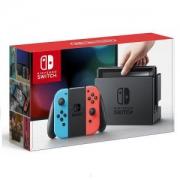 Nintendo 任天堂 Switch 游戏主机 红蓝手柄 日版