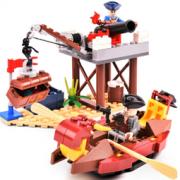 COODY 古迪 海岸防线 积木玩具  12.9元包邮12.9元包邮